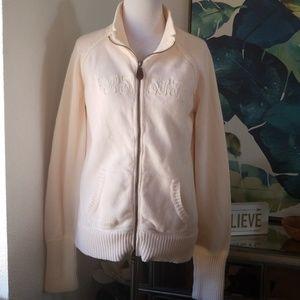 Disney Jackets & Coats - Disneyland Resort Tink sweater jacket
